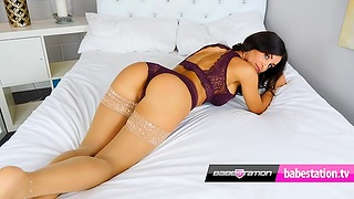 Sexy Model Toni Lane Borderline Tease Show