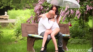 eradicate affect most beautiful and passionate sex in eradicate affect summer garden